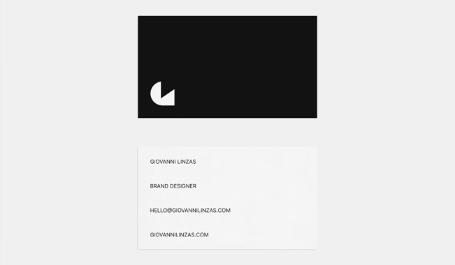 free minimal business card mockup with multiple styles and background